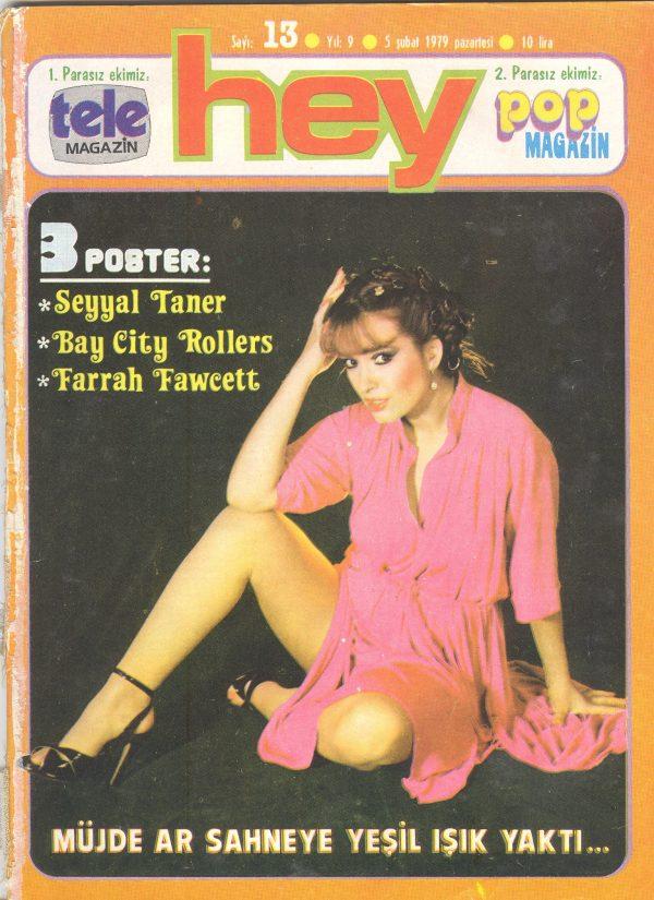 19790205-mujde-ar hey dergisi Kapaklar