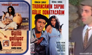 Sahte Kemal Sunal & Türkan Şoray film afişi