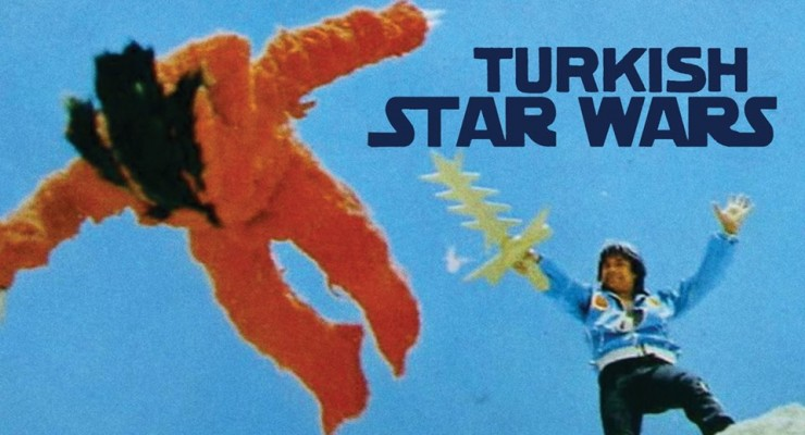 Seattle'daki Turkish Star Wars Gösterimi