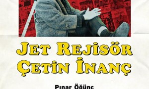 Jet Rejisör Çetin İnanç Kitabı Yeniden Basıldı!