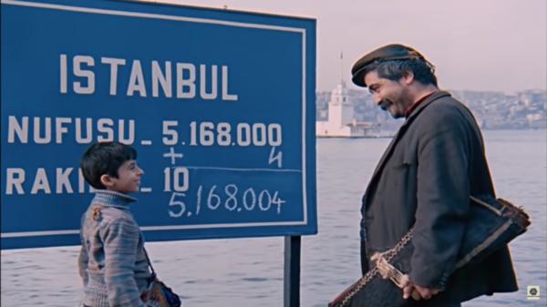 Yeşilçam ve Istanbul tarihi